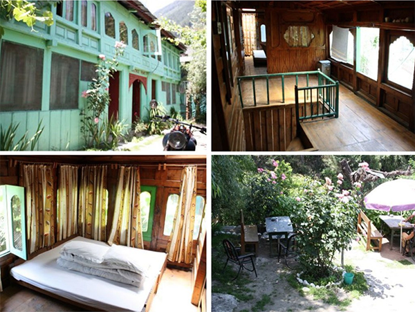 Stay: Doli Guesthouse, Jibhi