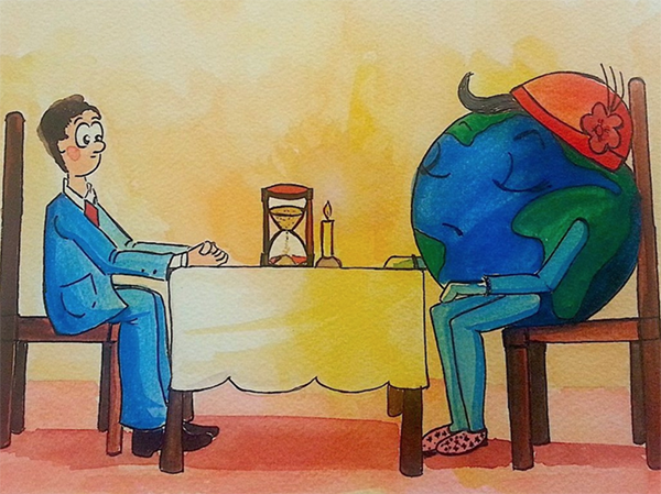 How Travel can be a bit like Speed Dating