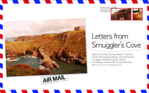 Letters from Smugglers Cove